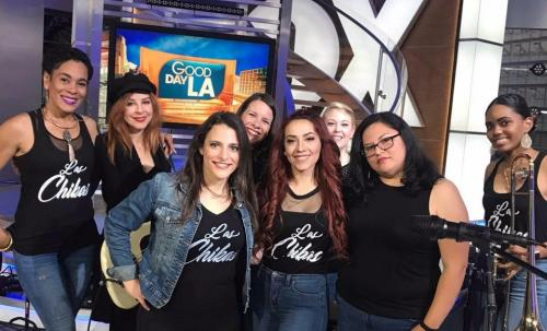 Las Chikas Good Day LA 2019