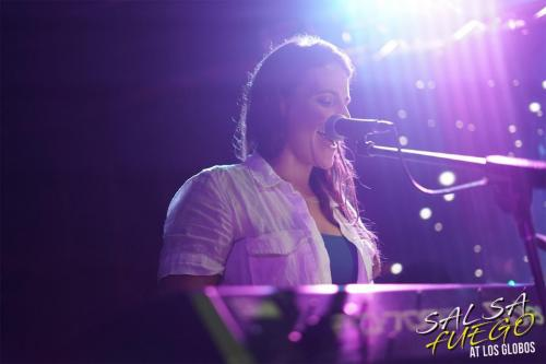 iliana Rose- Fuego Salsa Nights 2019
