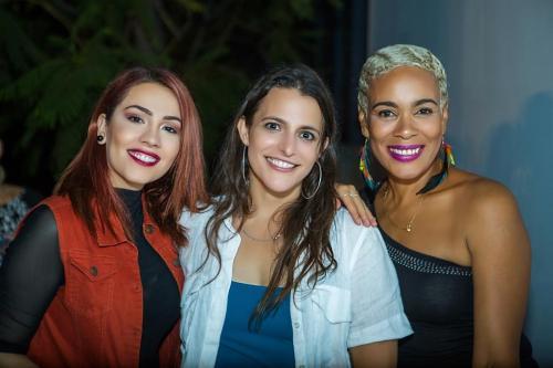Gabby Tamez, iliana Rose, Lilly Hernandez
